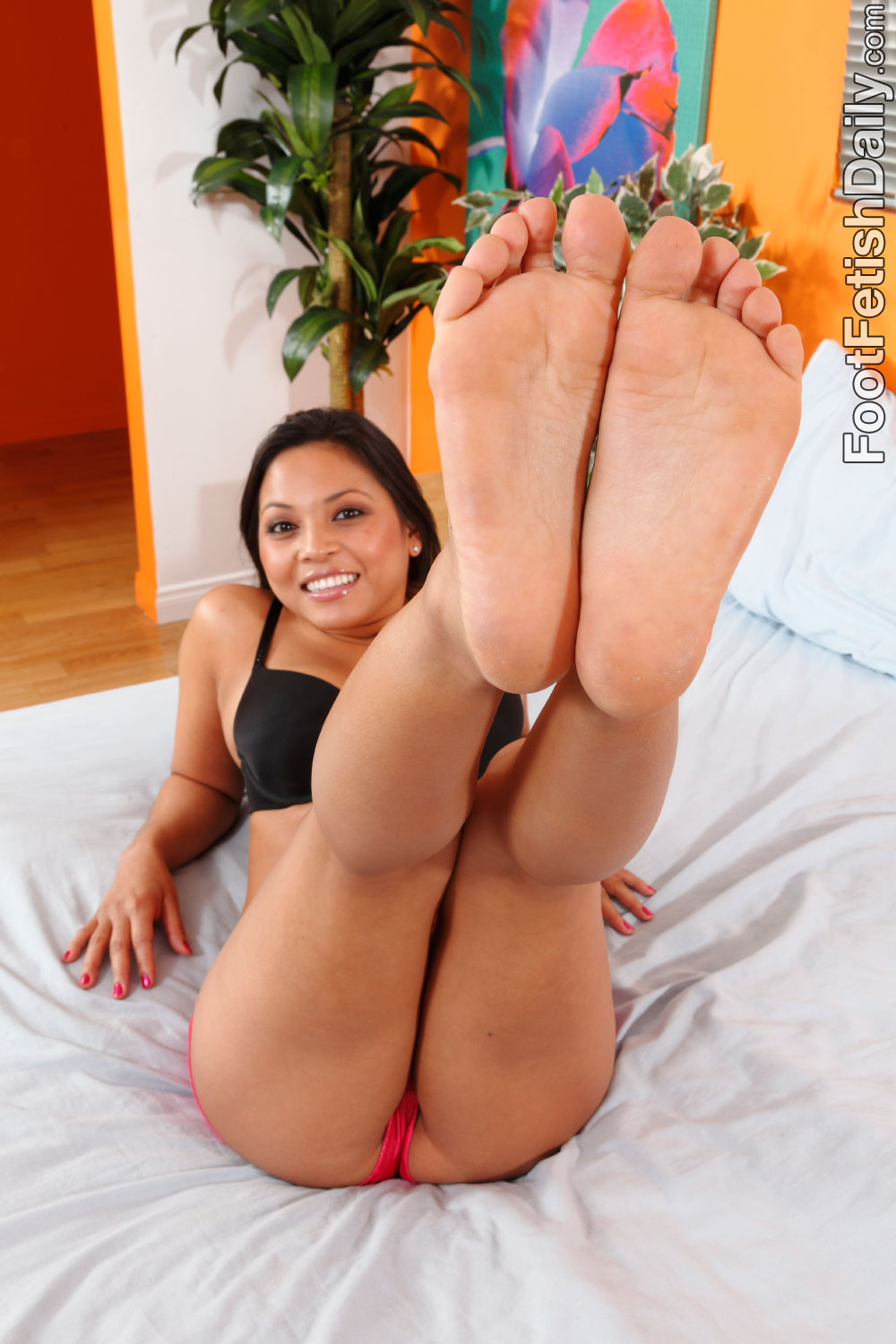 Really. All adrianna luna feet for