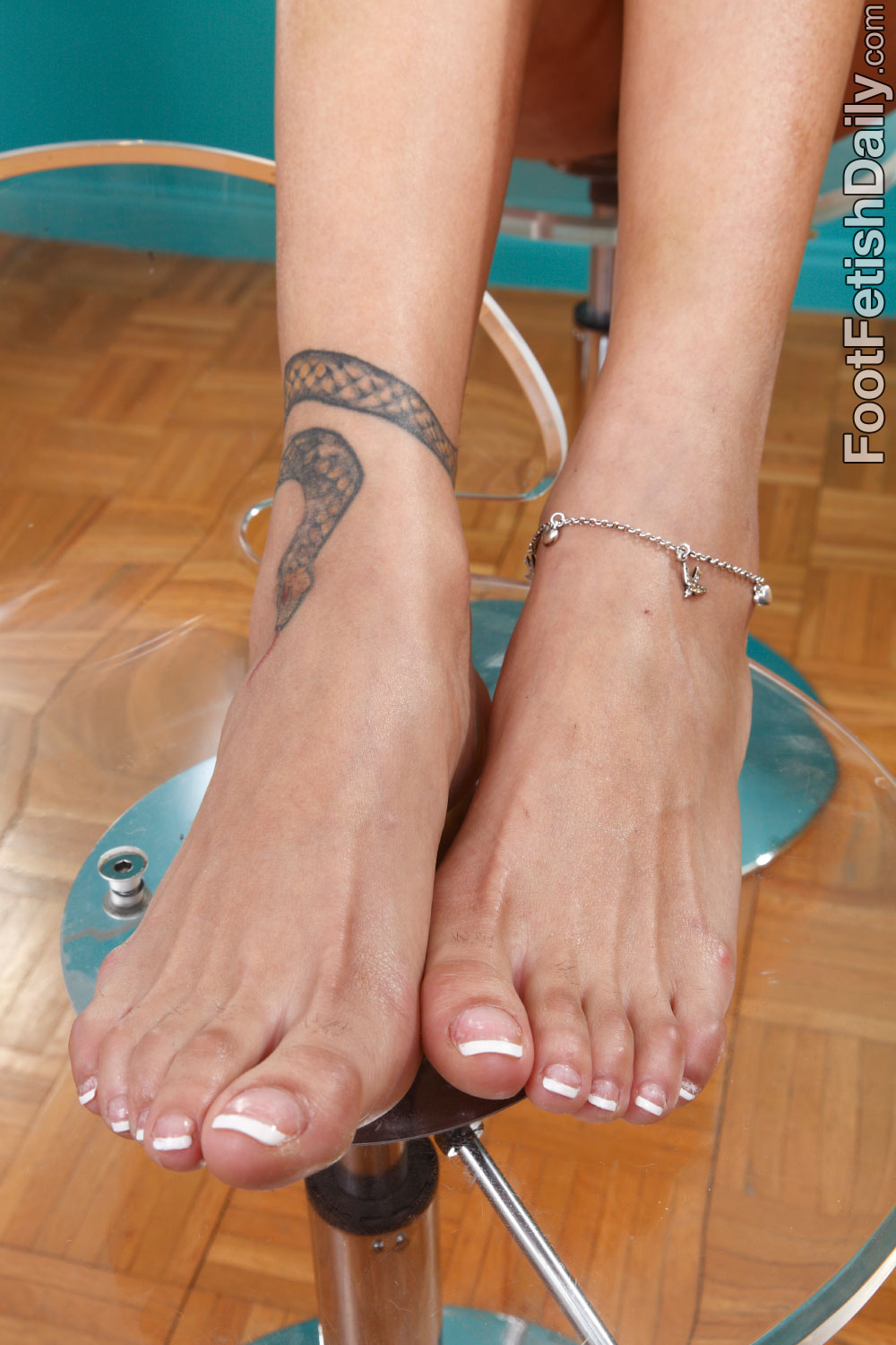 Consider, that Bethany benz foot fetish similar it