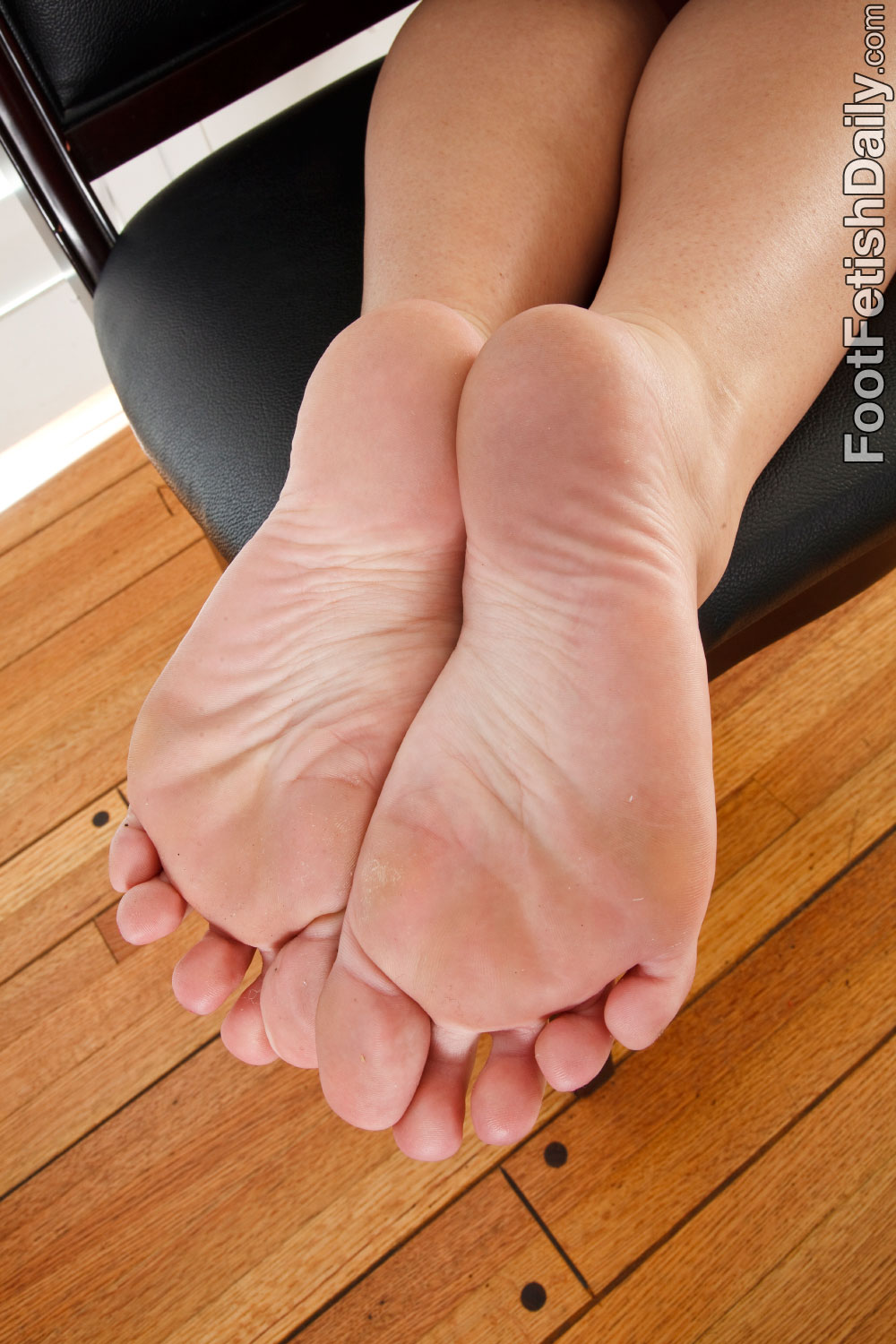 Brooke lee adams foot