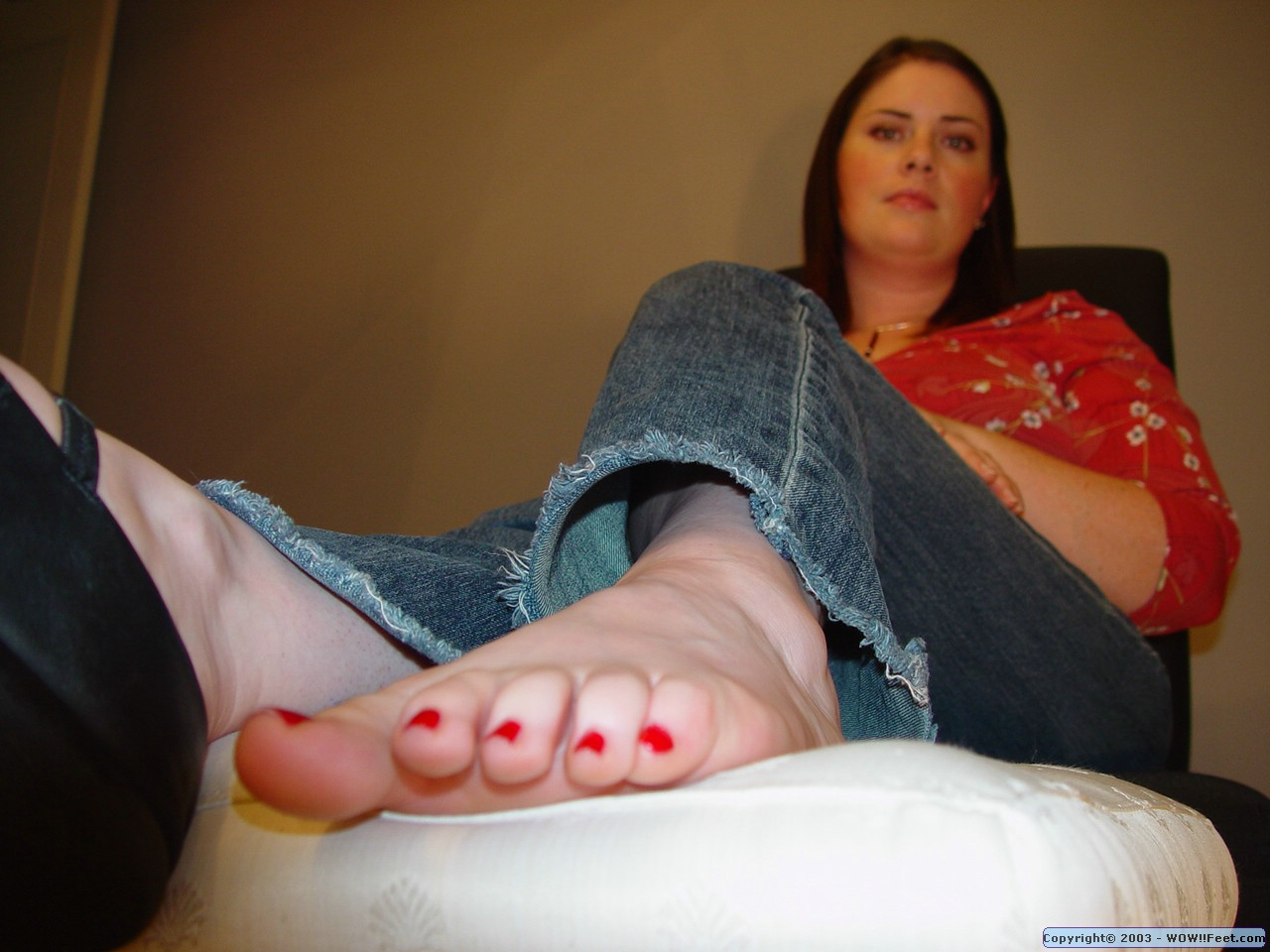 Wu'S Feet Links 13