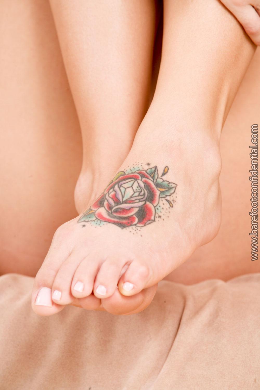 Jana foot fetish