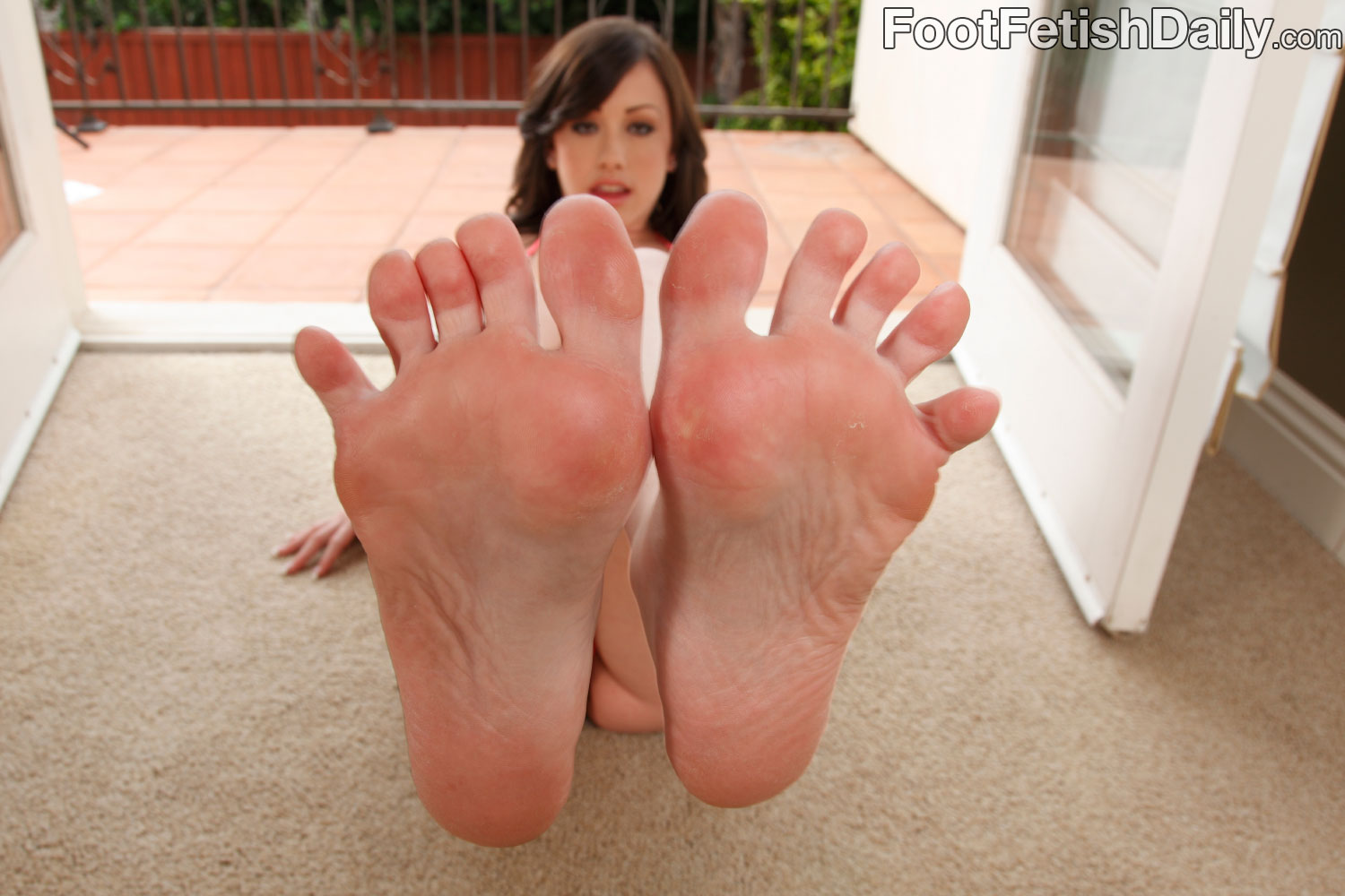 White Feet Fetish 22