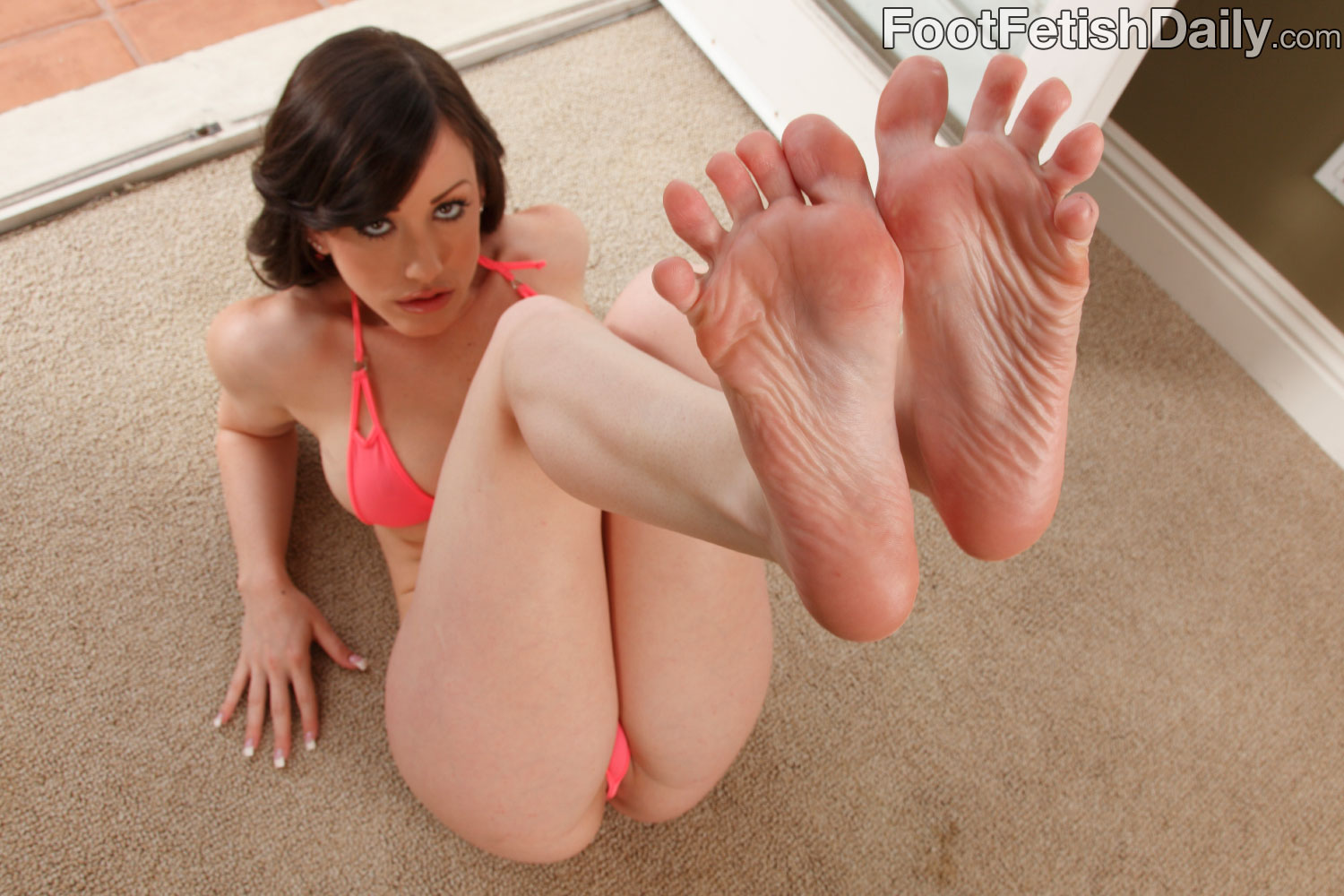 Jennifer white foot