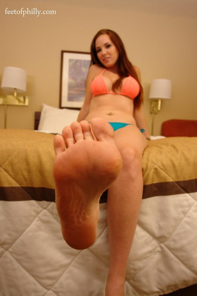 Candid Feet Flats Shoeplay