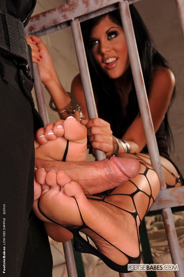 Down/upgoing dick... madison parker foot job