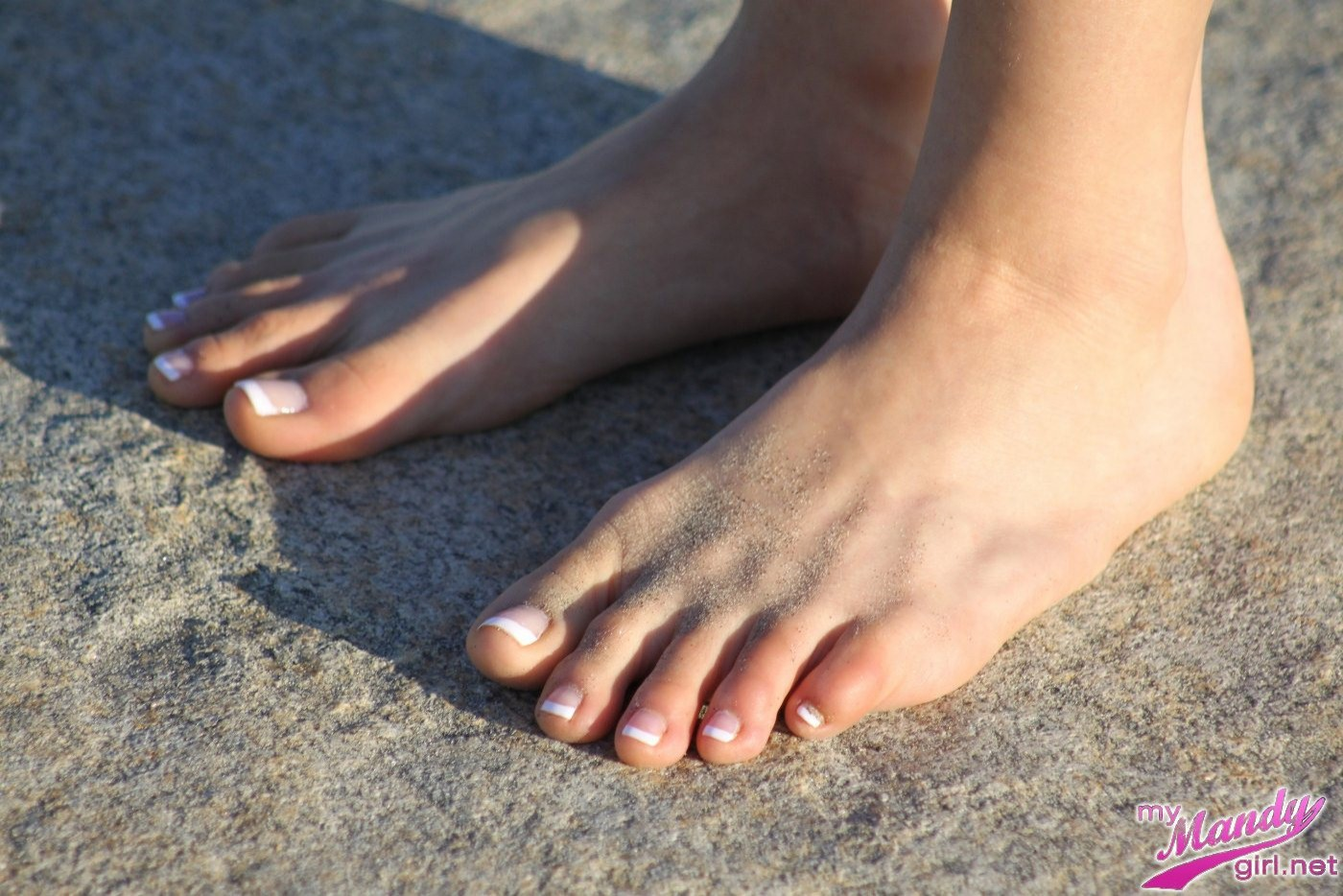 Mandy Flores Feet