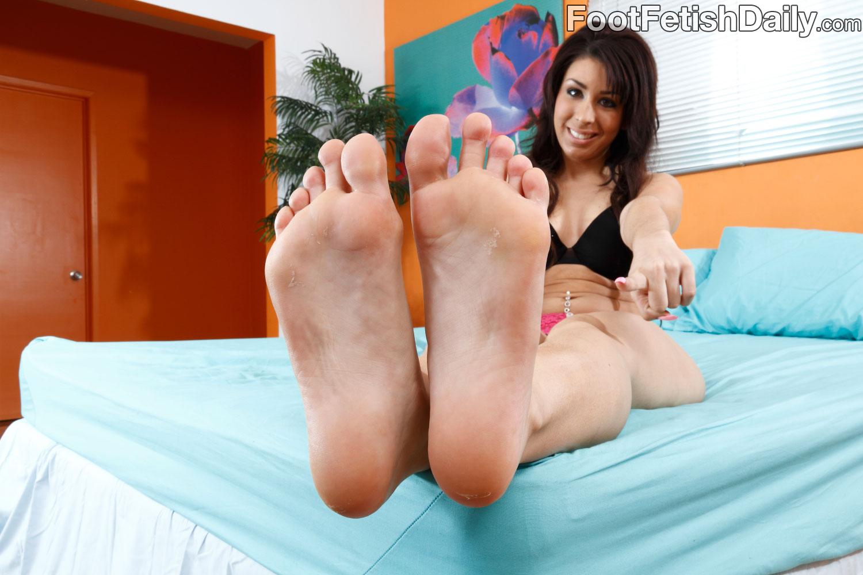 Nunez foot natalie fetish daily