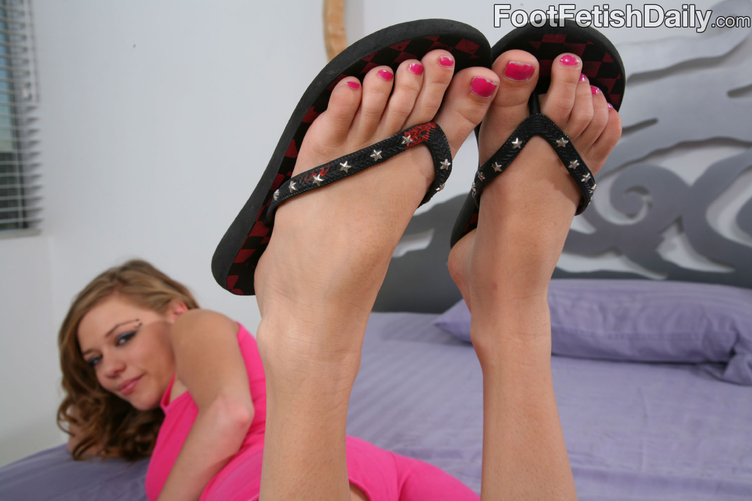 foot fetish ray Nicole