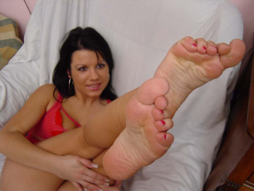Foot fetish dream