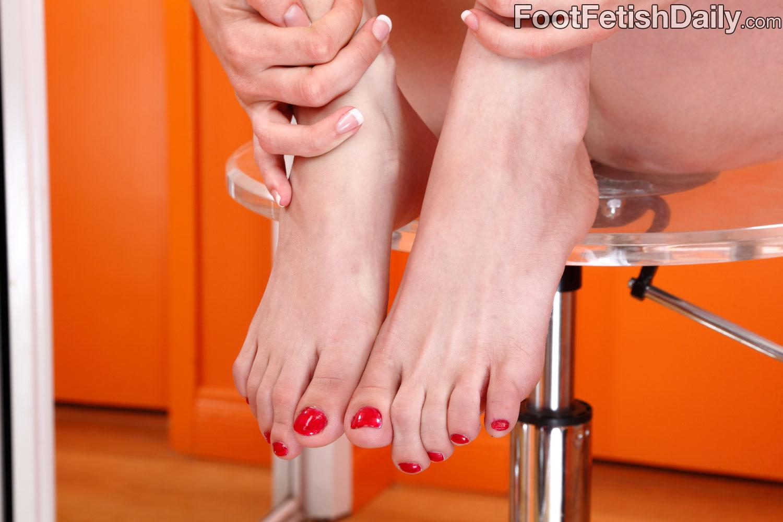 Foot fetish in ri