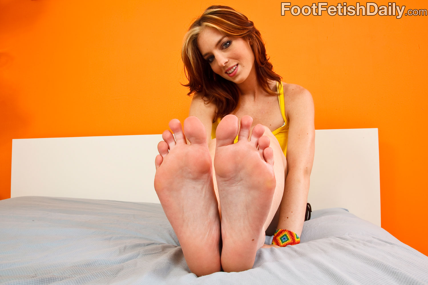 Riley Shy Foot Model 8