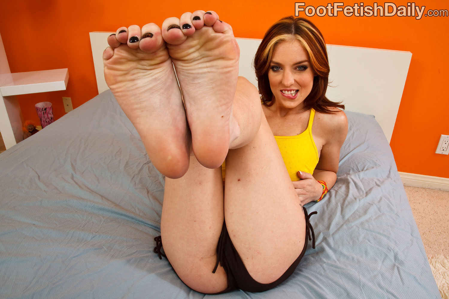 Riley Shy Foot Model 73