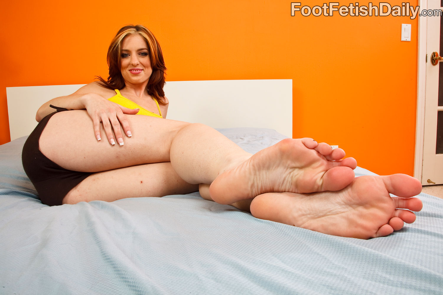 Riley Shy Foot Model 75