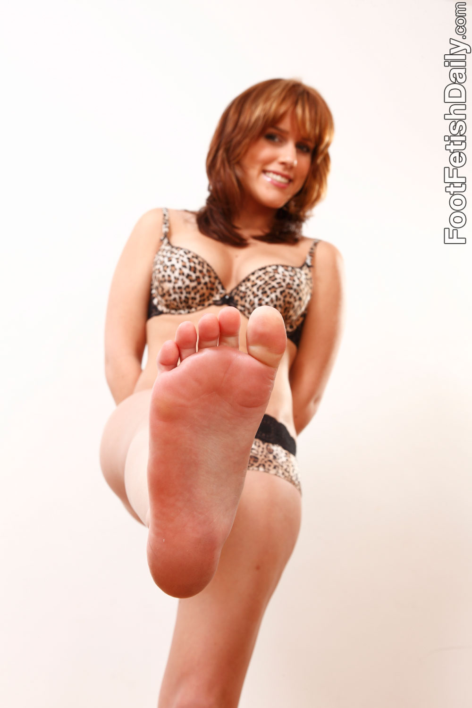 Ebony Foot Fetish Daily