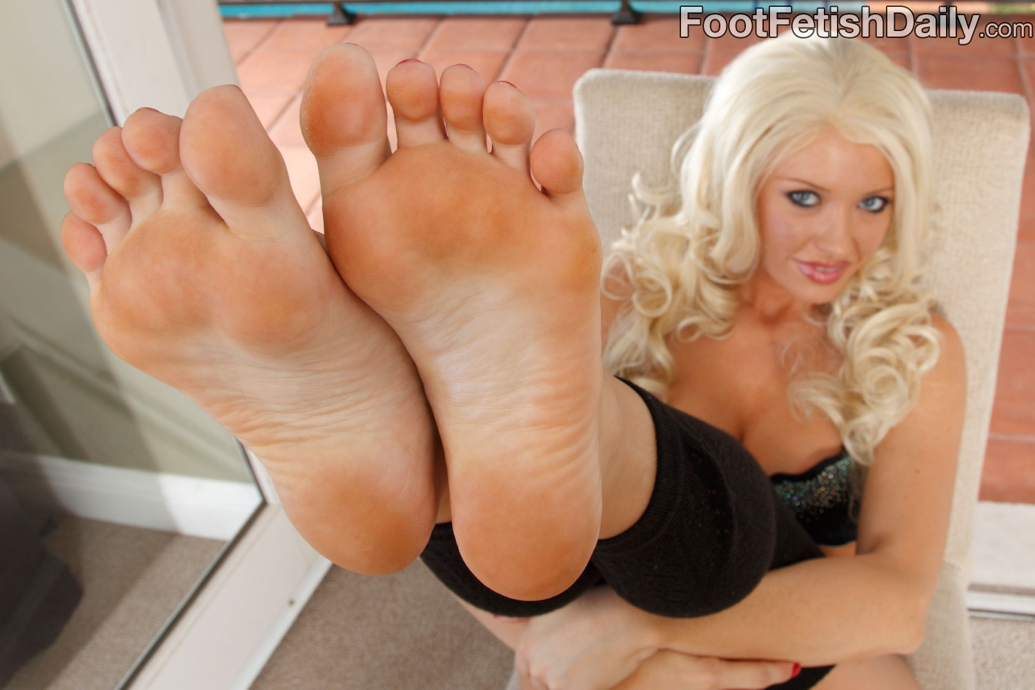 Summer brielle feet