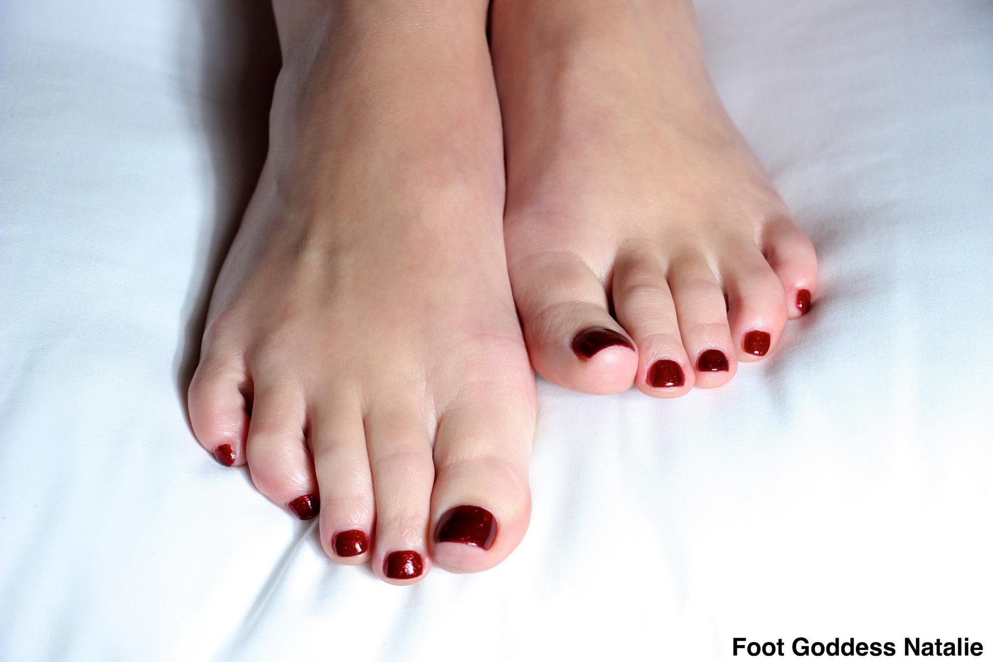 foot godess