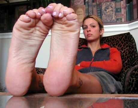 Old Lesbian Foot Worship